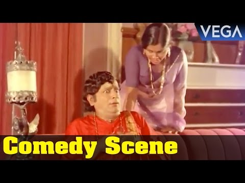 Keezh Vaanam Sivakkum Tamil Movie || Saritha And Venniradai Moorthy Comedy Scene