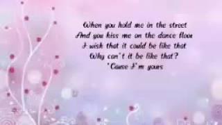 Secret Lov3 Song - LitLe Mix (lirik lagu)