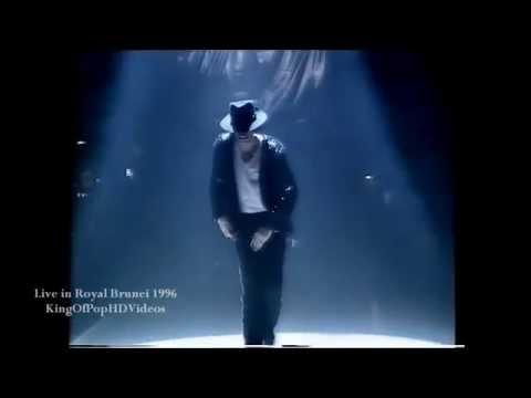 Michael Jackson Billie Jean Live in Brunei Royal Concert 1996 Best Quality HD