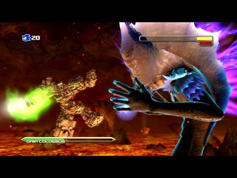 Sonic Unleashed Final Boss Xbox360 HD Part 1