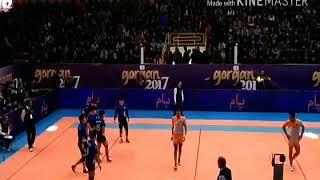 Asian kabaddi championship 2017 final india vs pakistan
