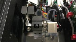 TARM Seven Laser - A look inside the unit !