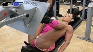 Gracyanne Barbosa - Treino LEVE para pernas e abdomen