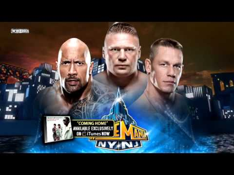 Xxx Mp4 WWE 2013 WrestleMania 29 Theme Song Coming Home With Download Link 3gp Sex