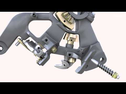 CLAAS Quadrant 5200 Redefined knotter animation