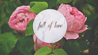 Make This - Full of Love Wallpaper | Photoshop Tutorial | Free Wallpaper Download