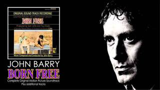 JOHN BARRY  'Born Free' Complete Original Motion Picture Soundtrack 1966