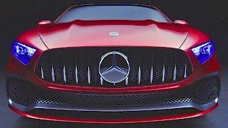 Mercedes Concept A Sedan – BMW 2 Series and Audi A3 Killer? [YOUCAR]