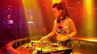Dj Trang Moon diễn tại New Phương Đông quá đã