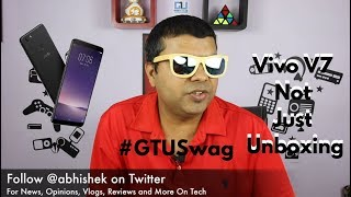 Vivo V7 India, Not Just Unboxing With Pros, Cons, #GTUStyle