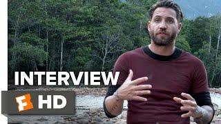 Point Break Interview - Edgar Ramirez (2015) - Action Movie HD