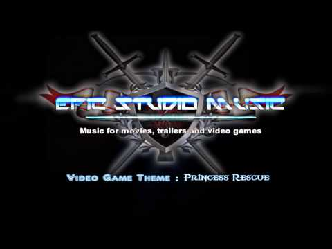 Epic Studio Music Video Game Theme Fantasy Princess Rescue