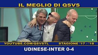 QSVS - I GOL DI UDINESE INTER 0-4  - TELELOMBARDIA / TOP CALCIO 24
