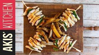 Club Sandwich | Akis Kitchen