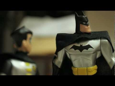 Dark Knight: Hot girl on Skype