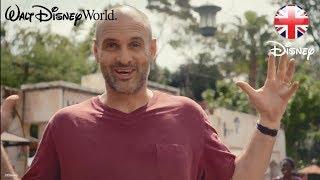 WALT DISNEY WORLD | Explorer Ed Stafford Visits Disney