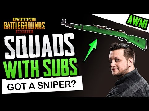 A HERO WAS BORN Powerbang SQUADS with SUBS PUBG Mobile