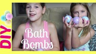 How To Make Bath Bombs | DIY Bath Bomb Recipe | Jazzy Girl Stuff
