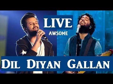 Xxx Mp4 Dil Diyan Gallan Live Arijit Singh Atif Aslam Tiger Zinda Hai Chandigarh 3gp Sex