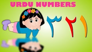 Counting Numbers Song | Ginti in Urdu and More | اردو اعداد | Nursery Rhymes Collection for Kids