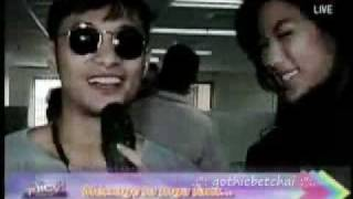 [TV5] Juicy ~ One on One with Alex Gonzaga and Kean Cipriano (26Sept2011)