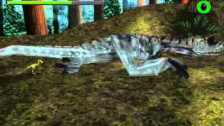 Let's Play The Lost World: Jurassic Park - Part #1: Slippery Little Guy!