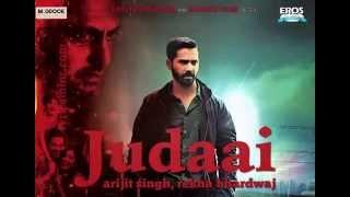 Judaai Chadariya jheeni re jheeni - Badlapur 2015 - Lyrics Full Hindi Song