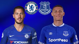 FIFA 19 CHELSEA VS EVERTON PREMIER LEAGUE