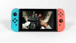 Wolfenstein 2 - Nintendo Switch Release Date Trailer