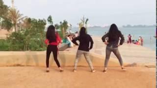 Dance on ammadu let's do kummudu song