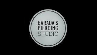 "CHECHO BARADA PRESENTA ""BARADA'S PIERCING STUDIO"""