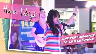 HANIN DHIYA - Don't You Remember, When We Were Young, All I Ask Medley (Live Cover)