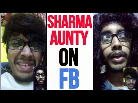 SHARMA AUNTY ON FB-The INDIAN Buoy