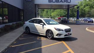 2018 Subaru Legacy Review...what's new?