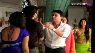 On location of serial Saraswatichandra | 21st March - part 2