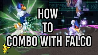 How to Combo with Falco (Fastfallers) - Super Smash Bros. Melee