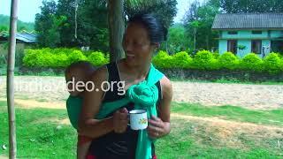 Naga Village Life  Nagaland