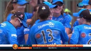 Adelaide Strikers v Perth Scorchers, WBBL|03