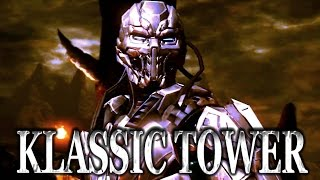 Mortal Kombat X: Cyber Sub-Zero - Klassic Tower! [MKX Triborg HD Gameplay Fatality, Brutality]