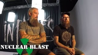 IN FLAMES - Making Of