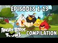 Download Video Download Angry Birds Toons Compilation   Season 1 Mashup   Ep1-13 3GP MP4 FLV