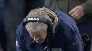 Blair Walsh Misses Game-Tying Field Goal!   Falcons vs. Seahawks   NFL