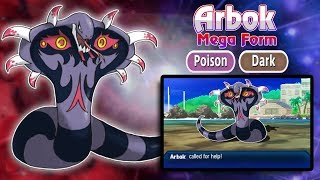 Arbok, Weezing, and Persian Receive New Mega Forms in Pokemon Lets Go Pikachu/Eevee! Fanmade trailer