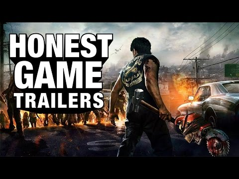 DEAD RISING Honest Game Trailers