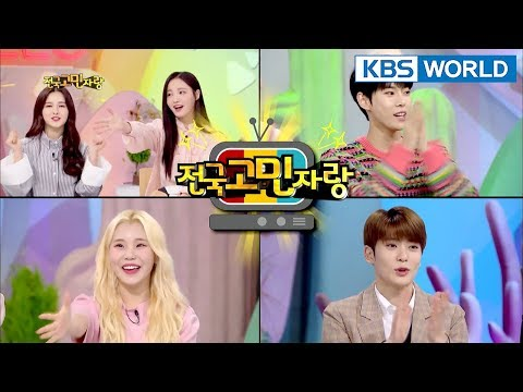 Guests NCT127 & MOMOLAND Hello Counselor ENG THA 2018.04.02
