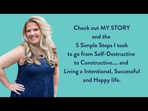 MY STORY & THE 5 SIMPLE STEPS THAT STARTED ME ON THE ROAD PURE JOY