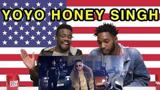 Americans React To Yo Yo Honey Singh