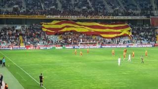 Kapali kale kayserispor bayrak