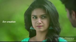 WhatsApp status video [ Malayalam ] - New | Romantic | Songs | Share chat | Keerthi Suresh #Tamil