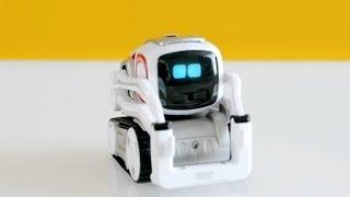 Cozmo is Anki's new tiny toy robot